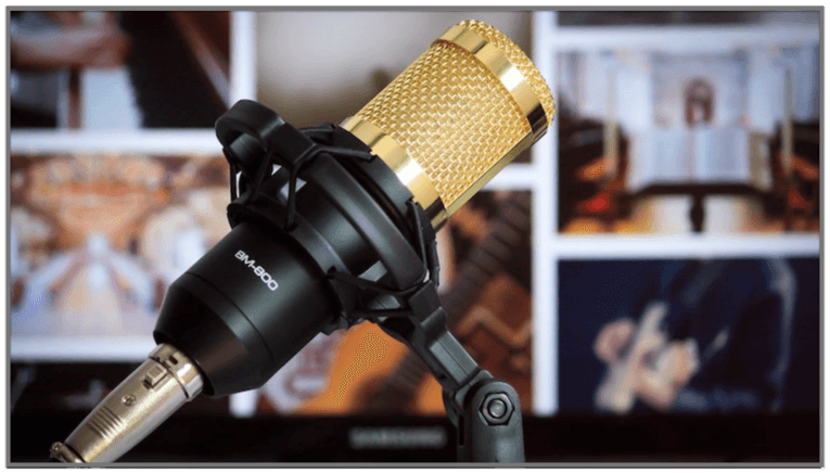 voiceover online business