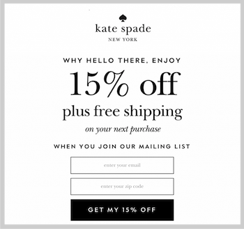 discount and shipping