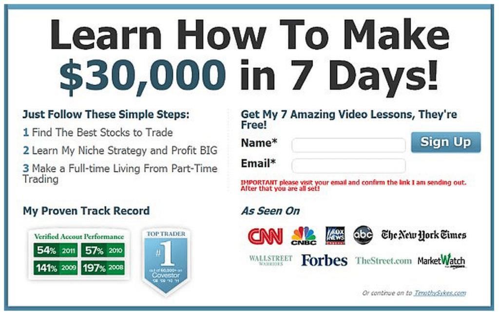 video course lead magnet